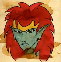 Demona by EmiliAlys