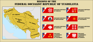 Federal Socialist Republic of Yugoslavia by SoaringAven