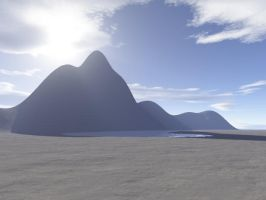 Terragen World 2 by nepo11
