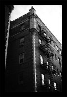 NYC Building 2 by magnetic-eye