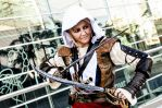 Assassin's Creed 4- Edward Kenway by FyreGothChylde