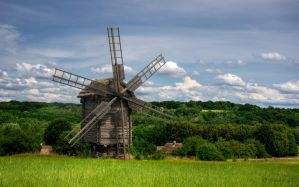 Old Mill by roman-gp