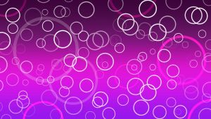 Circles Abstract Wallpaper by GregKmk