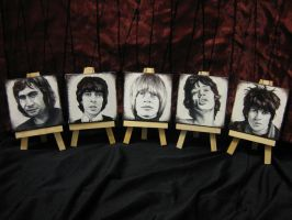 The Rolling Stones by BrittneyWest