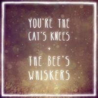Cats and Bees by CheshireSpider