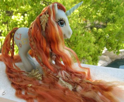 ElfPony in Autumn NDS by Bumblesweet
