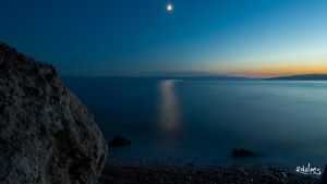 the rock under the moon by rdalpes