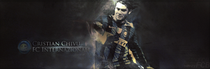 Cristian Chivu by TanG00
