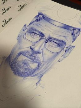 Walter White by finstone09