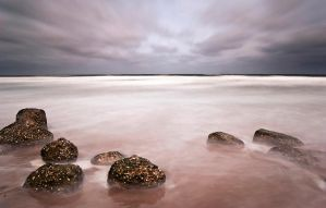 Reighton Sands by james-dolan