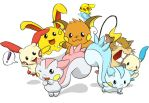 Pokemon team_Pakana by ham77770011