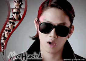 Mr Simple Heechul by annisaretry