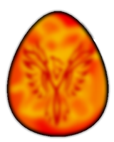 Egg of an Phoenix by DraconianQueen