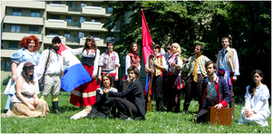 Les Miserables by Natsumi723