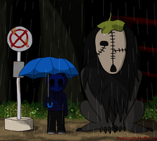 My Neighbor Seedeater by PuddingMcMuffin