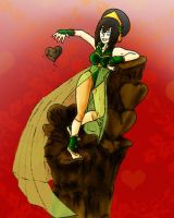 Toph Love by 1amm1