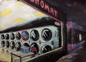 Laundromat by FoxTone