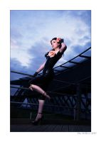 PinUp on the Humber by violetscar