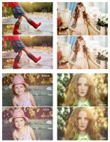 Deeply Matte Photoshop Actions by presetsgalore