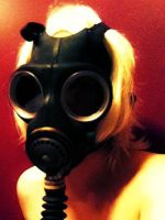Sexy Gas Mask by CrescentLove