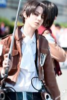 Snk Levi Rivaille by Black--Deamon