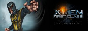 X-Men First Class Banner by Kmadden2004