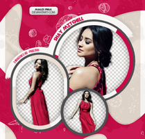 PACK PNG 495  SHAY MITCHELL. by MAGIC-PNGS
