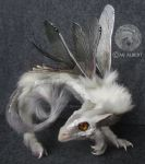 OOAK Fairy Spirit Dragon Art Doll by M-J-Albert