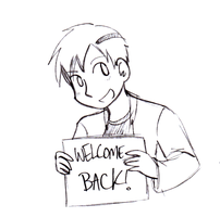 JBHS- Welcome Back by Ilovetodraw