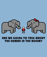 Human In The Room by UrLogicFails