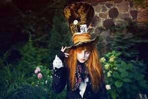 Mad Hatter by Voodica