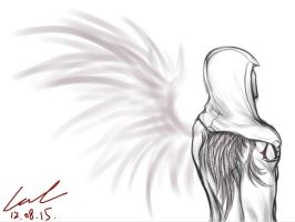 Feather by myleel