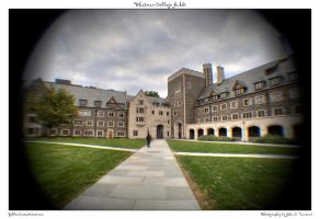 Whitman College fe hdr by yellowcaseartist