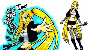 Older Ino Again by mslckitty
