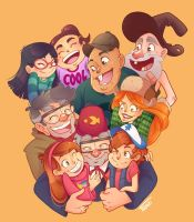 it's all for this family by GabiTozati