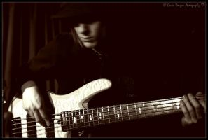 Ghost Bass by gdpgigs