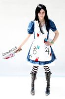 Alice Liddle - Alice Madness Returns by TheKikih