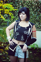 Yuffie Kisaragi - Final Fantasy VII AC Cosplay by Dragunova-Cosplay