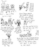 Kingdom Hearts in a Page by dejo12788