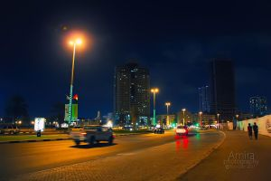 Sharjah streets 12 by amirajuli