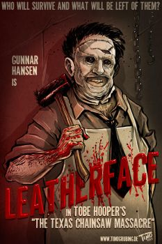 Leatherface by TmoeGee