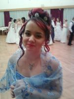 Me on prom by brittanyandalvin