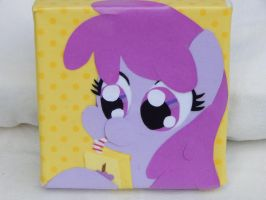 Berry Punch Canvas by GopherFrog