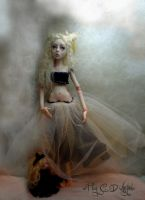 Creepy doll Ball jointed A by cdlitestudio