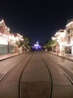 Disneyland Main Street by sevenaries