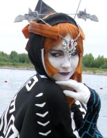 Smiling Midna by Viveeh