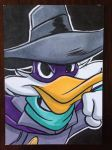 Darkwing Duck by joshuadraws
