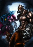 Borderlands Commission by Zolombo