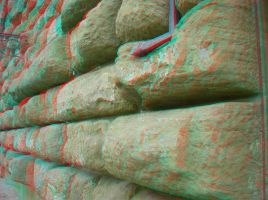Florence 22 3D Anaglyph by yellowishhaze