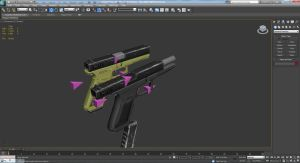 Glock Rigged SCR by unknownguyver81